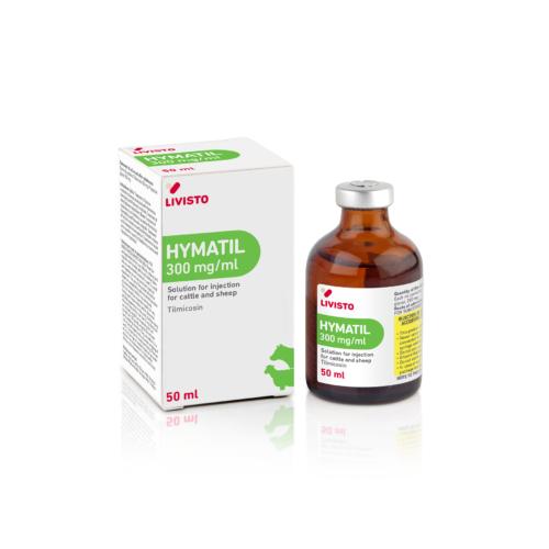 Hymatil 50ml inj